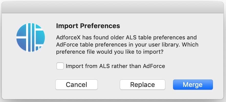Ad dummying preferences
